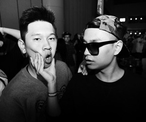 crush, simon d, and khiphop image