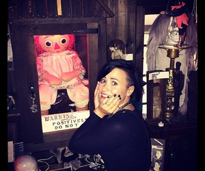 demi lovato, annabelle, and demi image