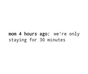always, mom, and time image