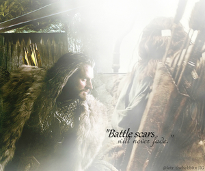 edit, the hobbit, and kili image
