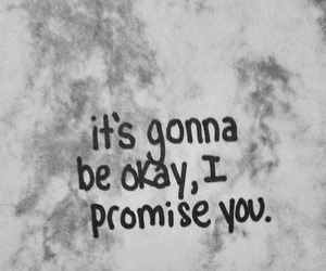 quote, okay, and promise image