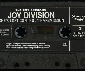 joy division, music, and she's lost control image