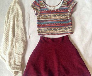 autumn, outfit, and cozy image