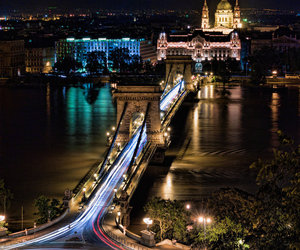 amazing, big city, and night image