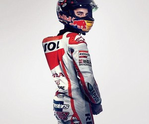 champion, lovely, and motogp image