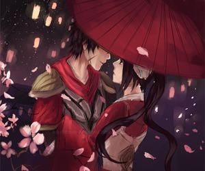 couple, kawaii, and lol image