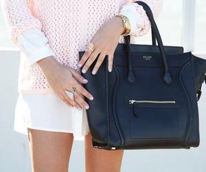 fashion, bag, and celine image