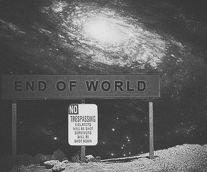 end, world, and Dream image
