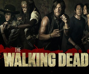 article, the walking dead, and twd image