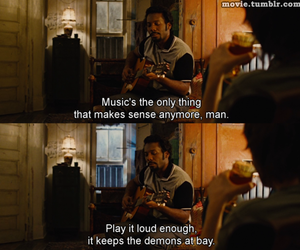 Across the Universe, music, and quote image