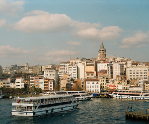 istanbul, photography, and sea image