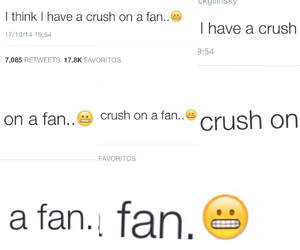 crush, fan, and jack image