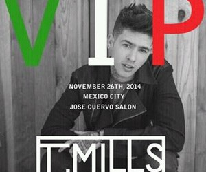 Mexico City, travis, and t. mills image