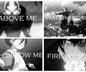 zuko, avatar, and toph image