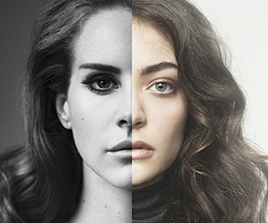 lorde, lana del rey, and music image