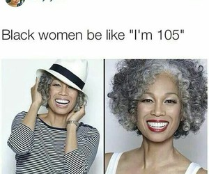 black, quote, and women image