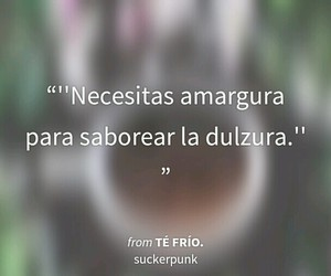 frase, libros, and triste image