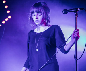 girl, lauren mayberry, and chvrches image