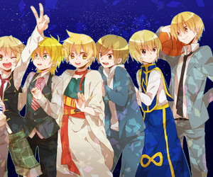 anime, boys, and vocaloid image