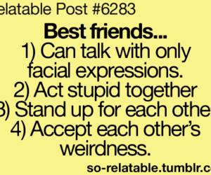 friends, best friends, and true image