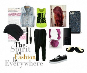 dance, fashion, and music image