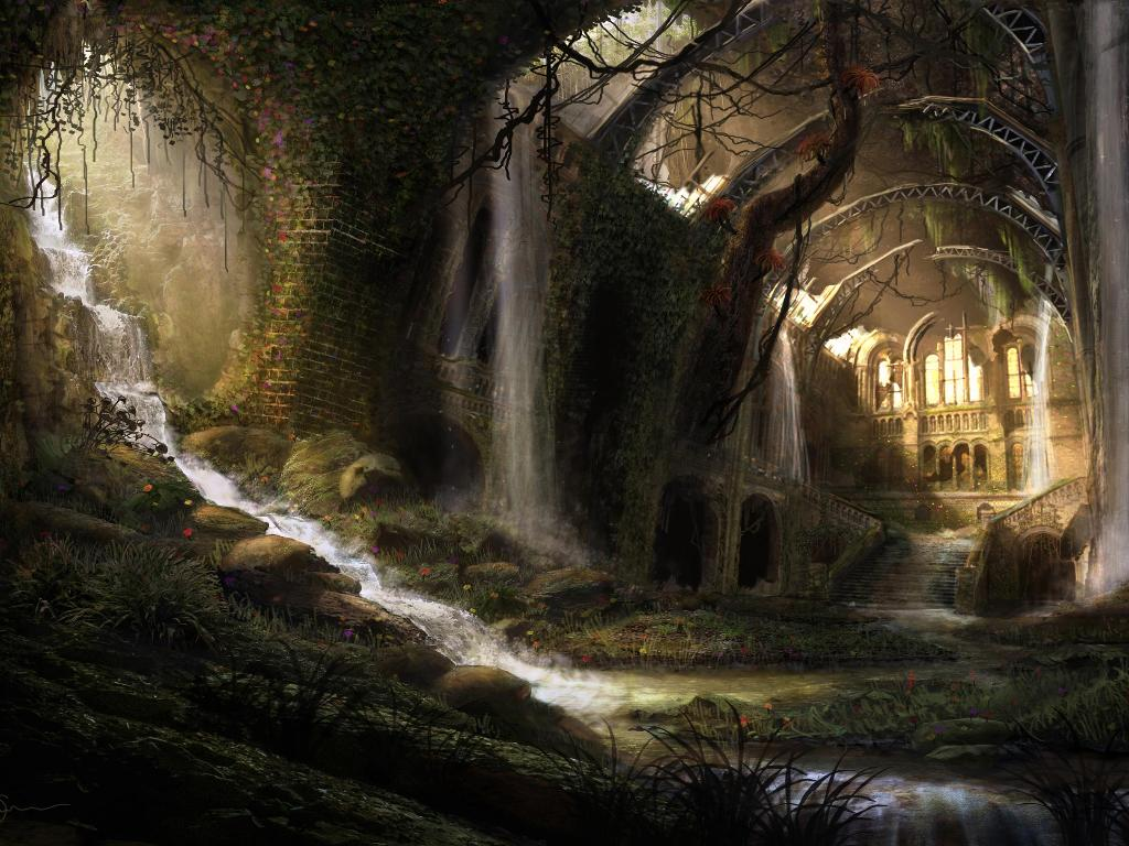 Free Hidden Castle Wallpaper Download The Free Hidden