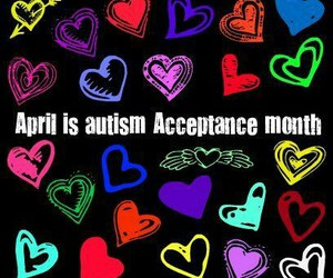 april and autism image