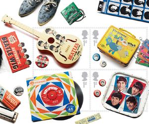 beatles, ukulele, and stuff image
