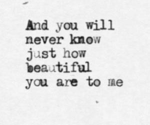 ed sheeran, beautiful, and quotes image