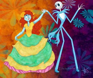 baile, dance, and day of the dead image