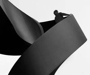 black, fashion, and infinite image