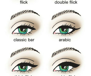 arabic, lolita, and make up image