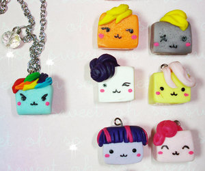 accessories, adorable, and colorful image