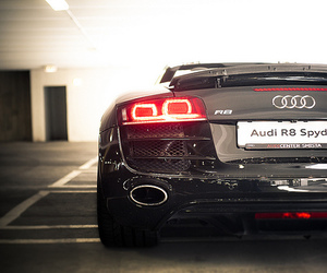 audi, fast, and luxury image