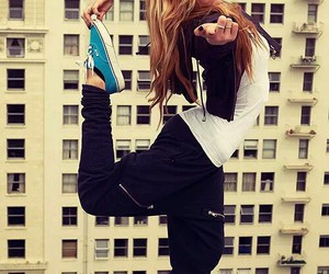 dance, chachi, and vans image