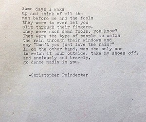 beauty, christopher poindexter, and love image