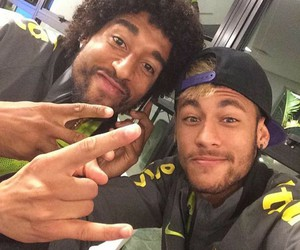 neymar, neymar jr, and Dante image
