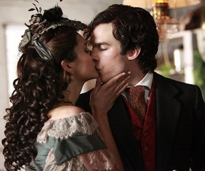 1864, suit, and damon salvatore image