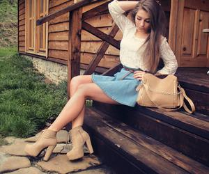 style, beauty, and fashion image