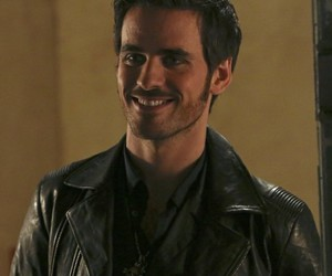 colin o'donoghue, killian jones, and captain hook image