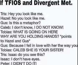 and, divergent, and tfios image