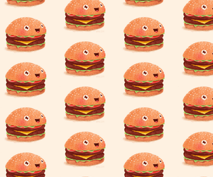 background and burger image
