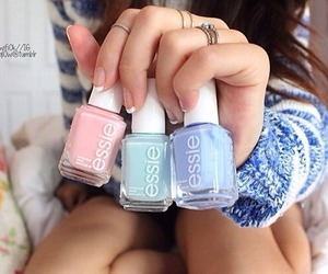cosmetic, nails, and essie image