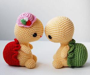 turtle, cute, and amigurumi image