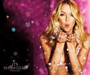 Victoria's Secret and glitter image