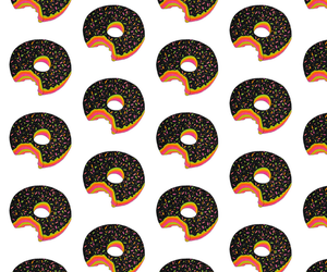 donuts, background, and food image