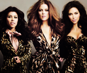 fashion, kim kardashian, and kardashians image