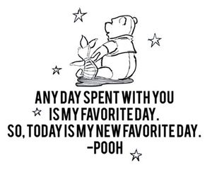 quote and pooh image
