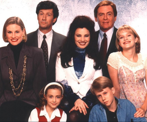 grace, the nanny, and 90's image