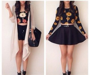 fashion, want it now, and chic skirt image